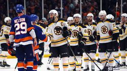 The deeper, tougher, and more-disciplined Islanders won the last three games to eliminate the Bruins.