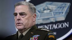 Chairman of the Joint Chiefs of Staff General Mark Milley.