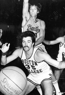 In 1978, Rick Kuhn was in his final season at Boston College,amarginal player with little going for him.