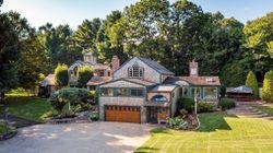 Joe Perry of Aerosmith put his Duxbury estate on the market last week.