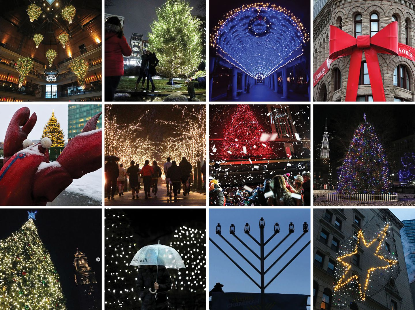 13 Of Boston S Best Holiday Decorations Ranked The Boston Globe