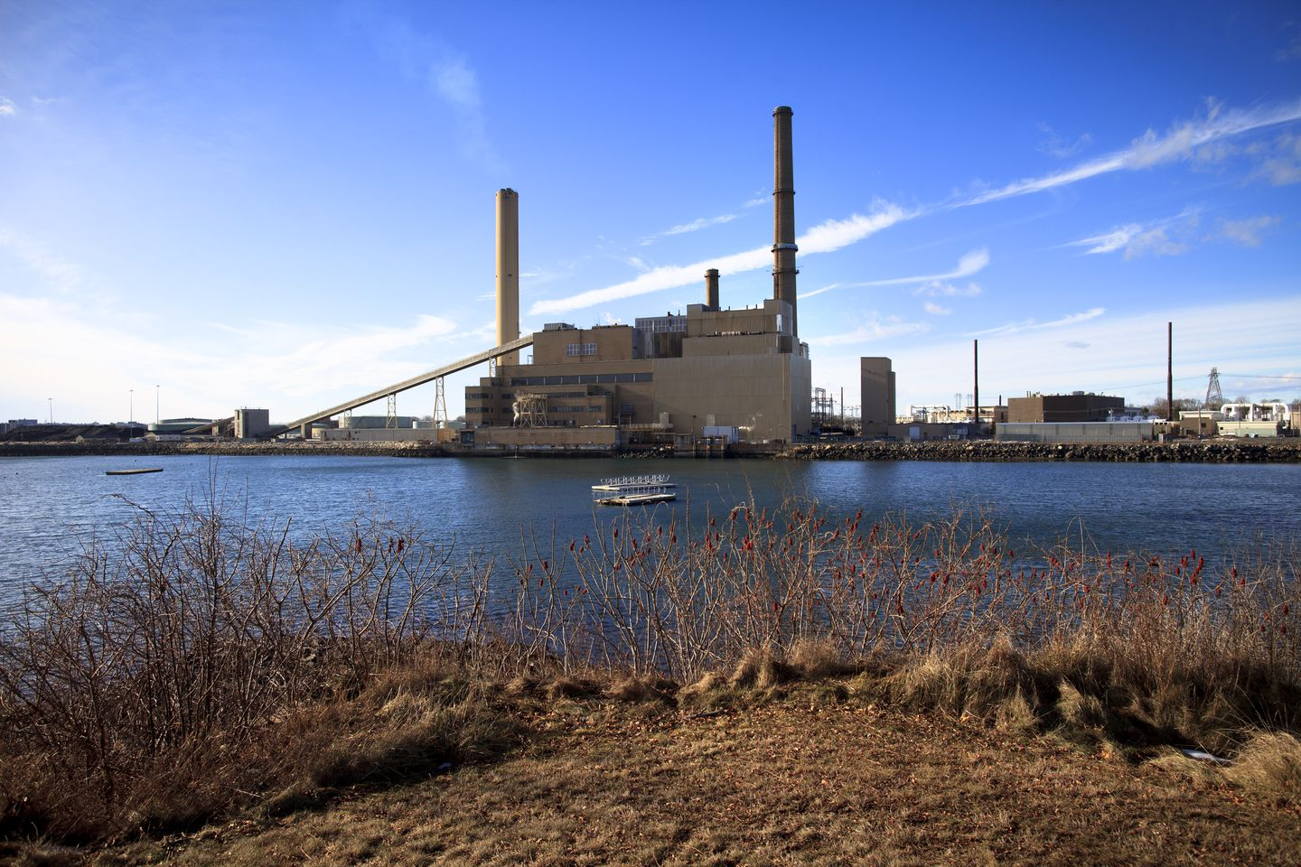 The Salem Harbor Power Station was purchased by Footprint Power and turned from a coal- and oil-fired plant into one that runs on natural gas.