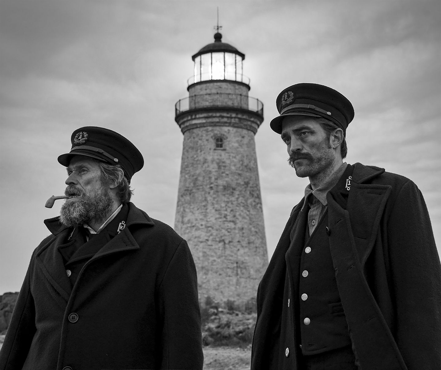 Robert Eggers' new film 'The Lighthouse' is set on an island in ...