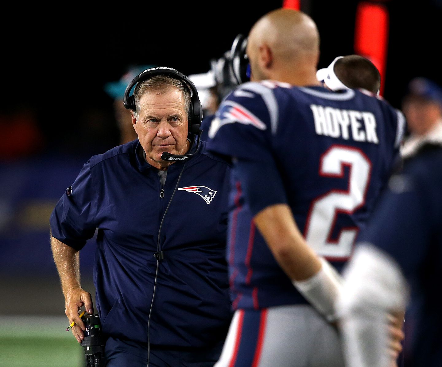 Bill Belichick And The Patriots Are Always Happy To Let Other Teams Pay Their Employees The Boston Globe