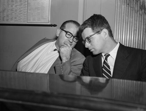 How Joe McCarthy (yes, that McCarthy) helped launch the Kennedy dynasty - The Boston Globe
