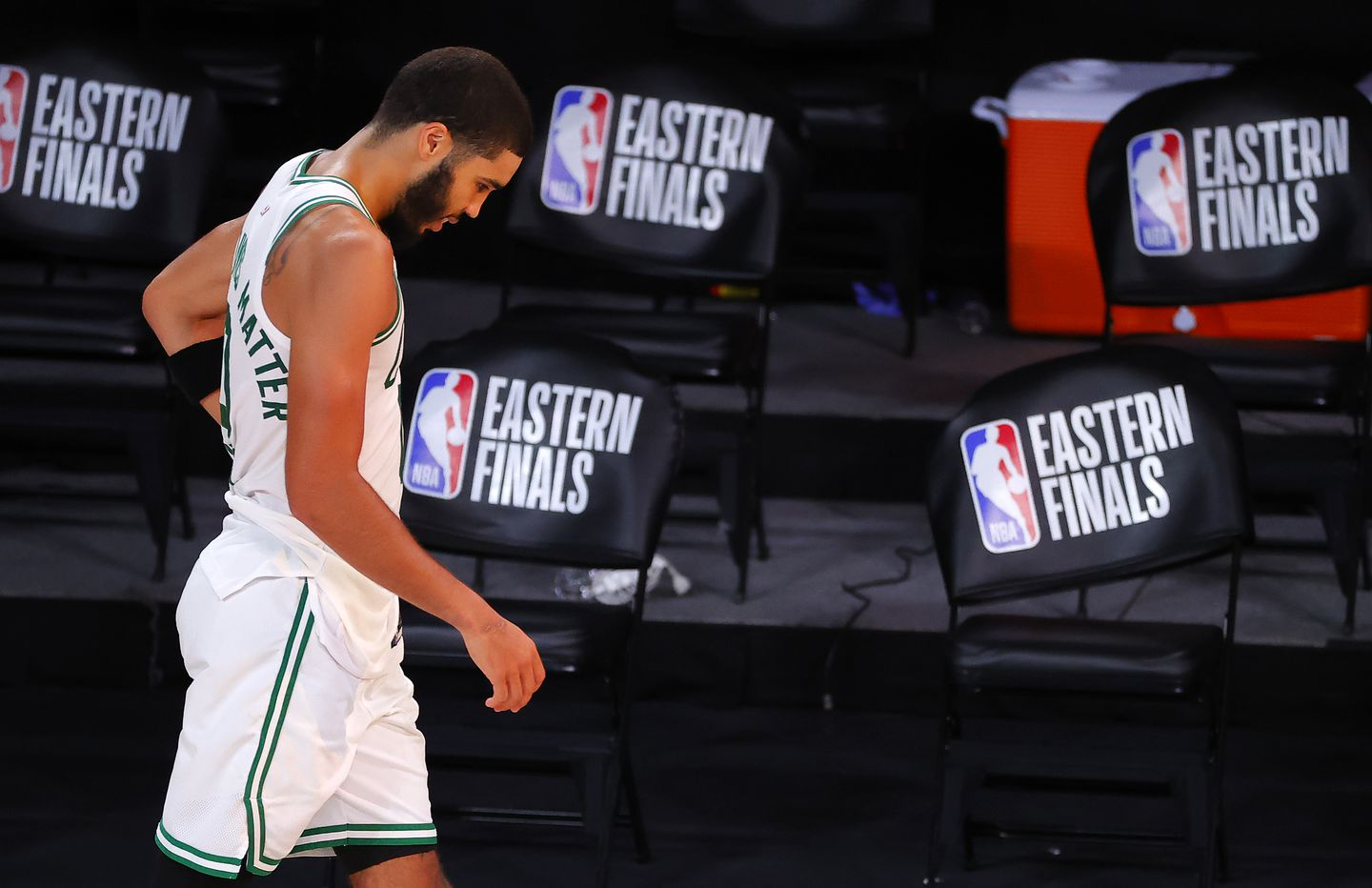 From intriguing restart to enchanting playoff possibilities, Celtics' run comes to a close, and other observations - The Boston Globe
