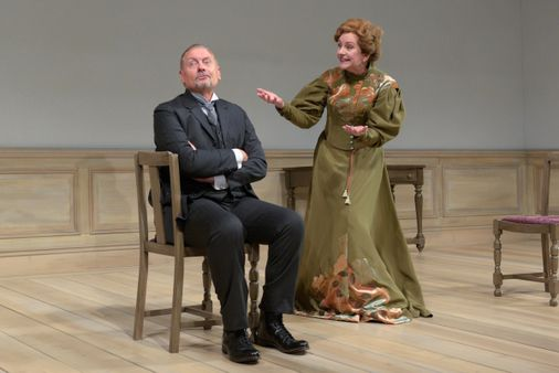 Ibsen's heroine reluctantly returns in 'Doll's House, Part ...
