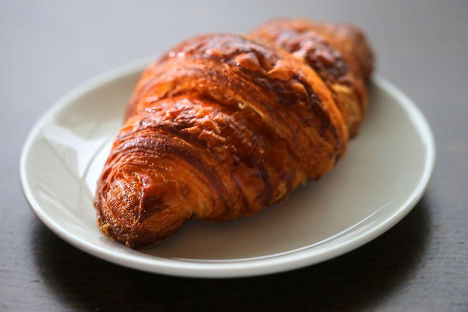 Croissant at Flour