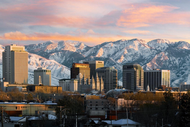 Speed datation SLC Utah