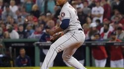 After shutting down the Red Sox in Game 5 of the ALCS, Framber Valdez will get the ball for the Astros to start Game 1 of the World Series.