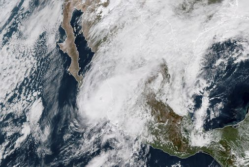 After Hurricane Willa hits Mexico, it'll come to New England as a nor'easter - The Boston Globe
