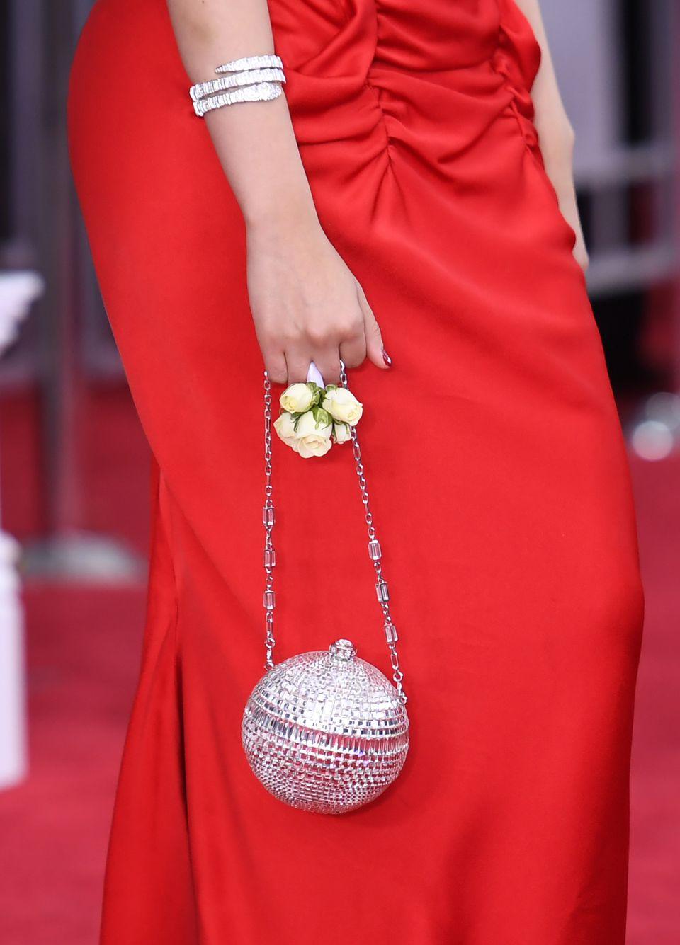 A look at Camila Cabello's handbag.