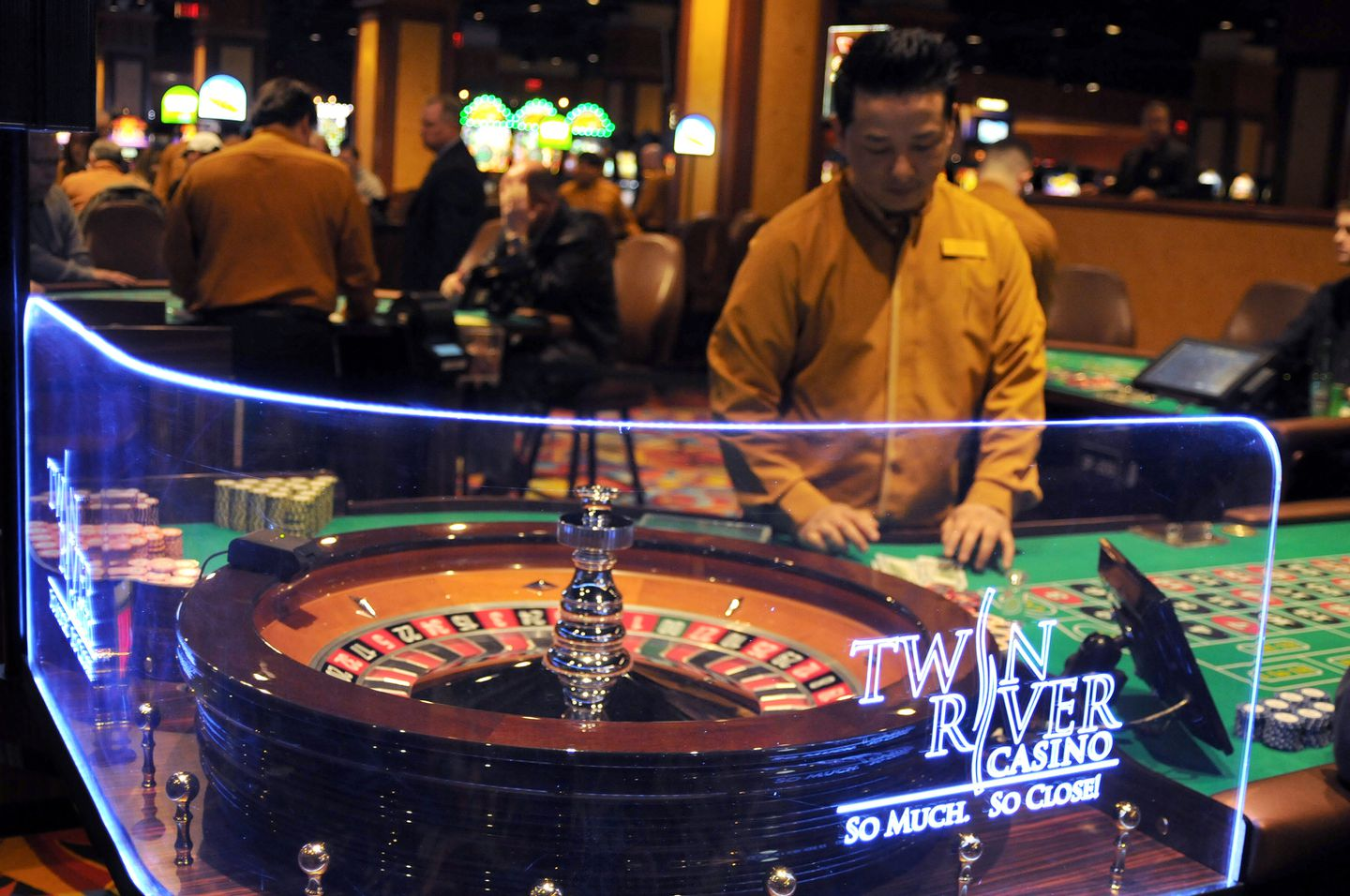R.I. braces for revenue loss from Mass. casinos - The Boston Globe