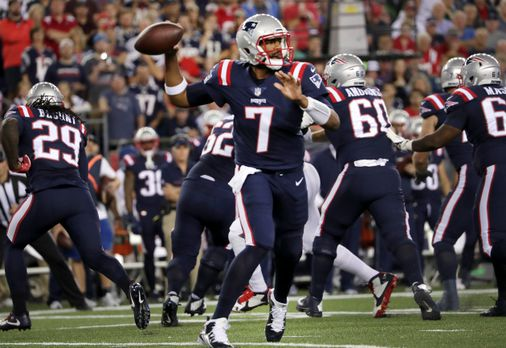 Why Jacoby Brissett didn't want to join the Patriots, and how he felt when he was traded - The Boston Globe