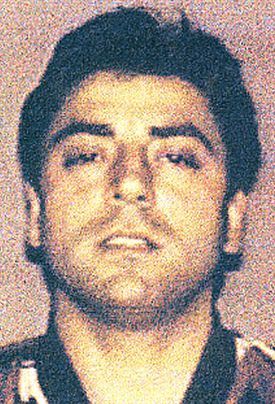 Frank Cali, alleged Mafia member, is seen here in a 2008 photo after he was arrested on suspicion of drug trafficking in Sicily.