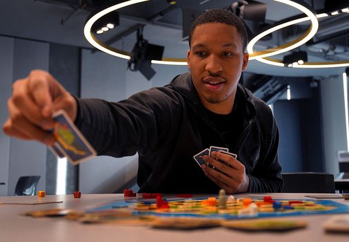 Taking on Celtics rookie Grant Williams at his favorite board game - The Boston Globe