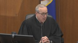Hennepin County Judge Peter Cahill spoke to the jury after the state and the defense rested their case.
