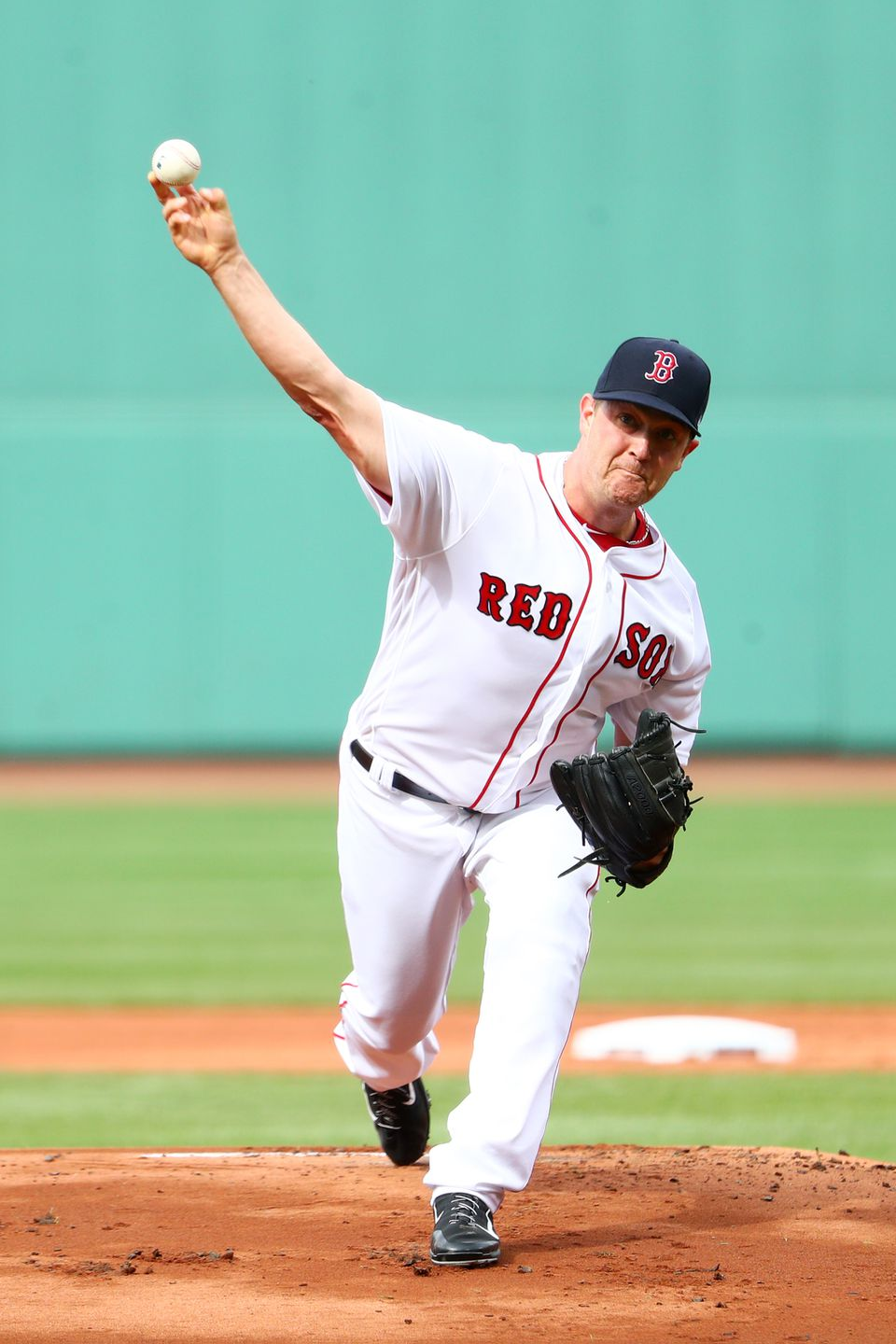 Steven Wright appeared in five games in 2017 before undergoing cartilage reconstruction surgery.