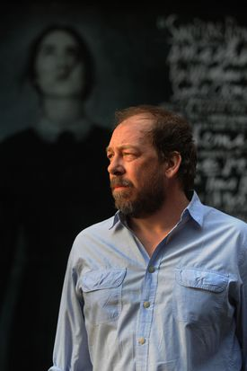 """Bill Camp, a Boston-area native, recently received a Tony nomination for his role in """"The Crucible."""""""