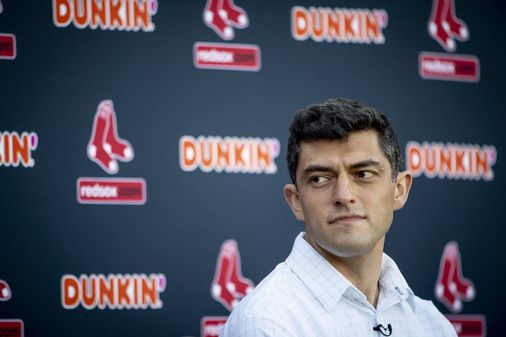 Chaim Bloom said he expects to engage in some contract talks during spring training - The Boston Globe