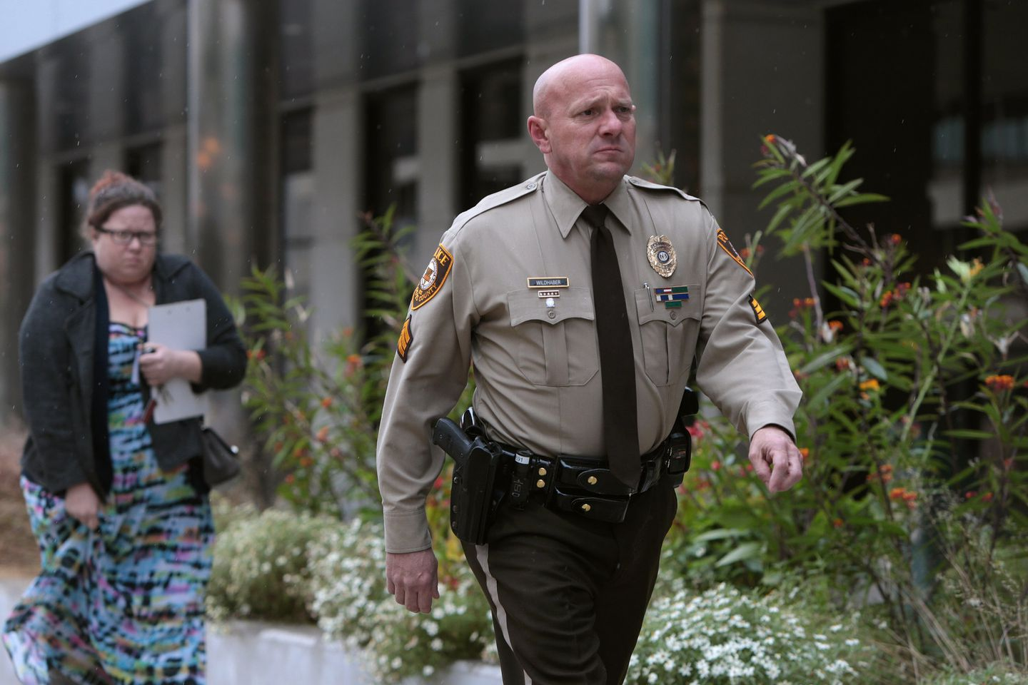 Allyson Is Watching 1997 jury awards nearly $20 million to police sergeant told to