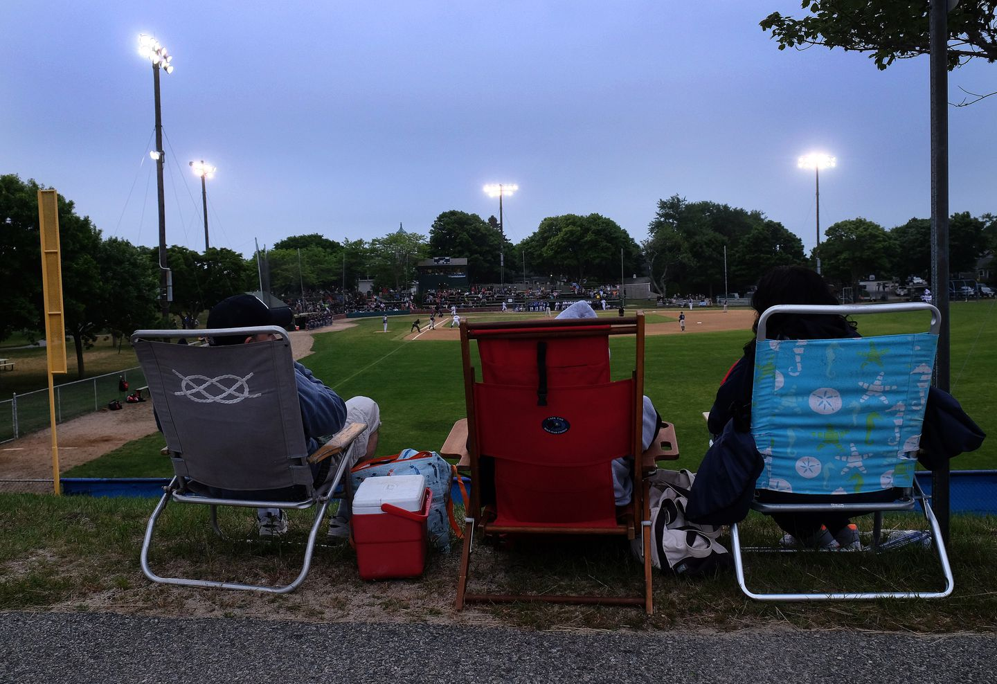 Cape Cod Baseball Where The Grass Is Real And The Price Is Right
