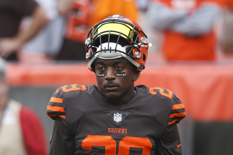 Browns send unhappy RB Duke Johnson to Texans - The Boston Globe