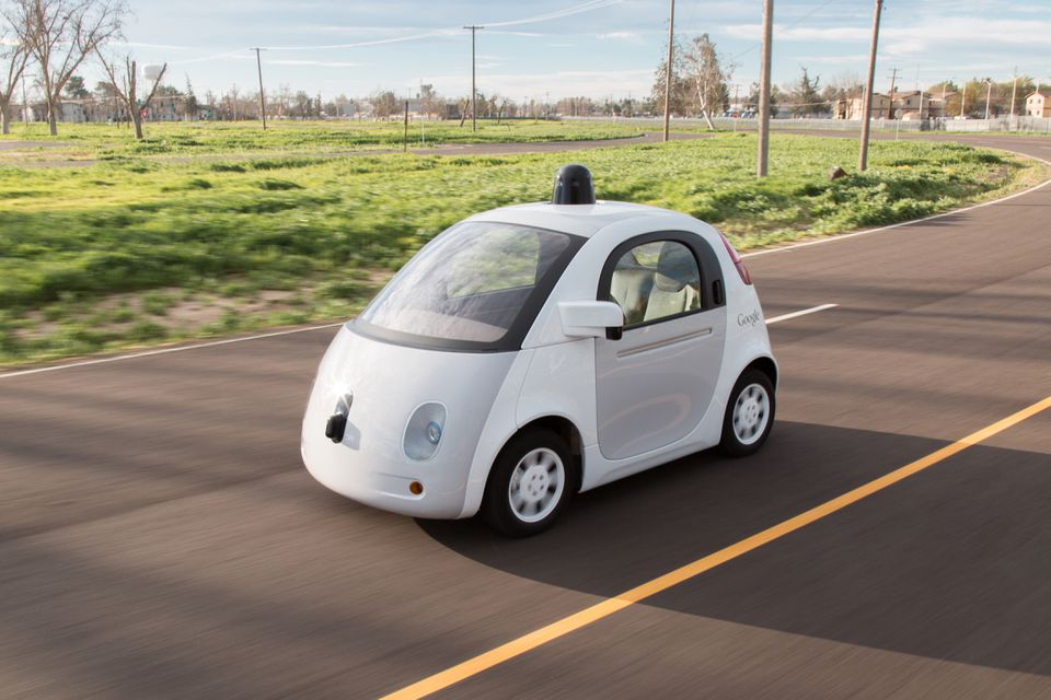 Google's latest driverless vehicle was designed from the ground up. This summer, the company is expected to roll out prototypes for testing on the streets of Mountain View, California.