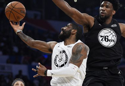 low priced 8541a 65e8d Hey Kyrie: Don't play in the All-Star Game - The Boston Globe