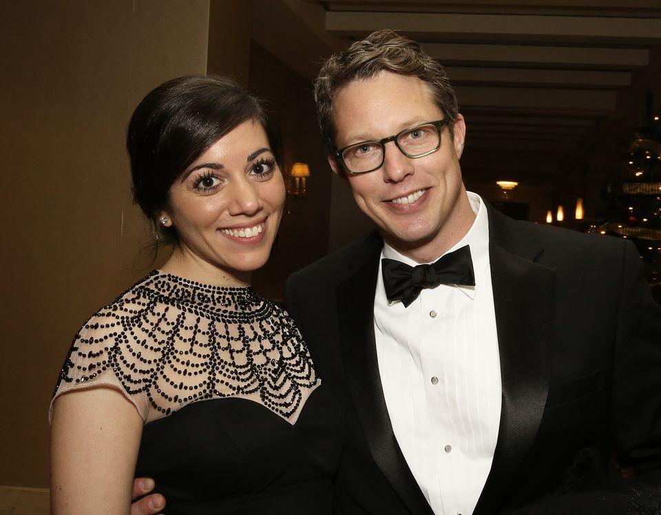 Christina Graziano of Boston and Pierce Harman of Cambridge.
