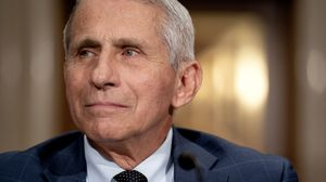 Anthony Fauci, director of the National Institute of Allergy and Infectious Diseases,