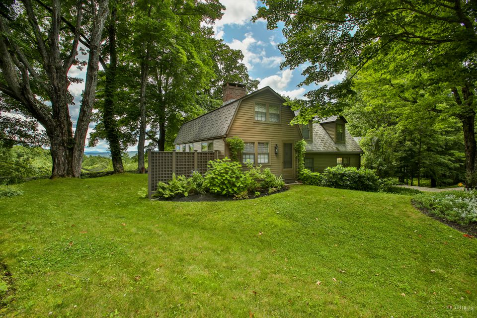 The former home of J.D. Salinger in Cornish, N.H.