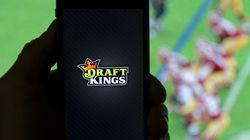 The DraftKings logo.