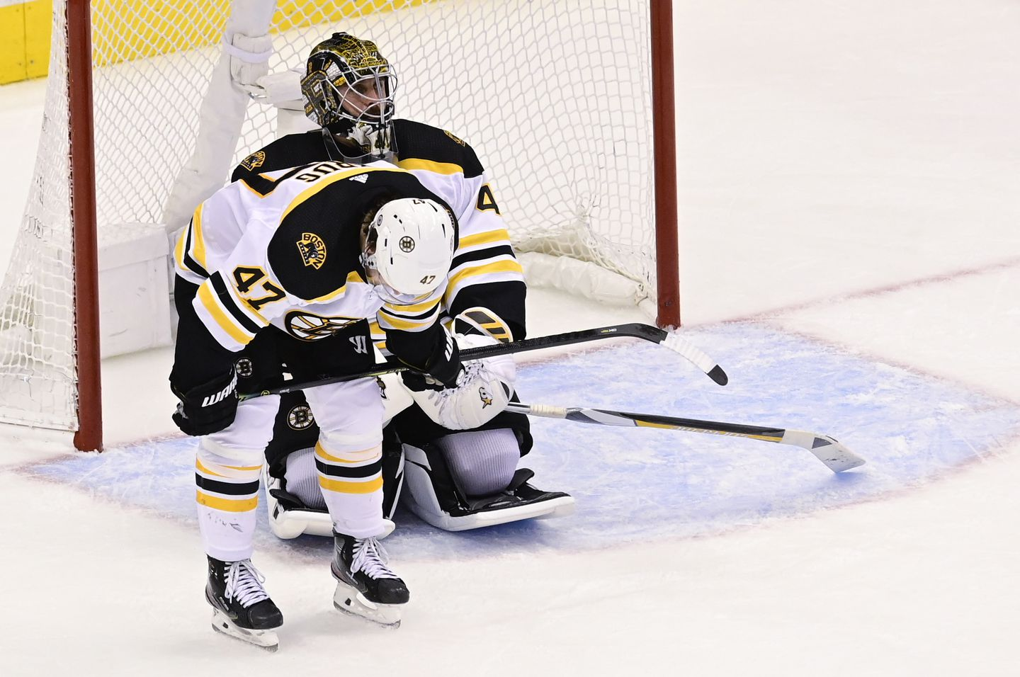 Bruins eliminated in Game 5 by Lightning, and now big questions loom - The  Boston Globe