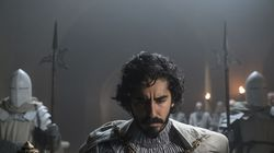 """Dev Patel has a lot on his mind in """"The Green Knight."""""""