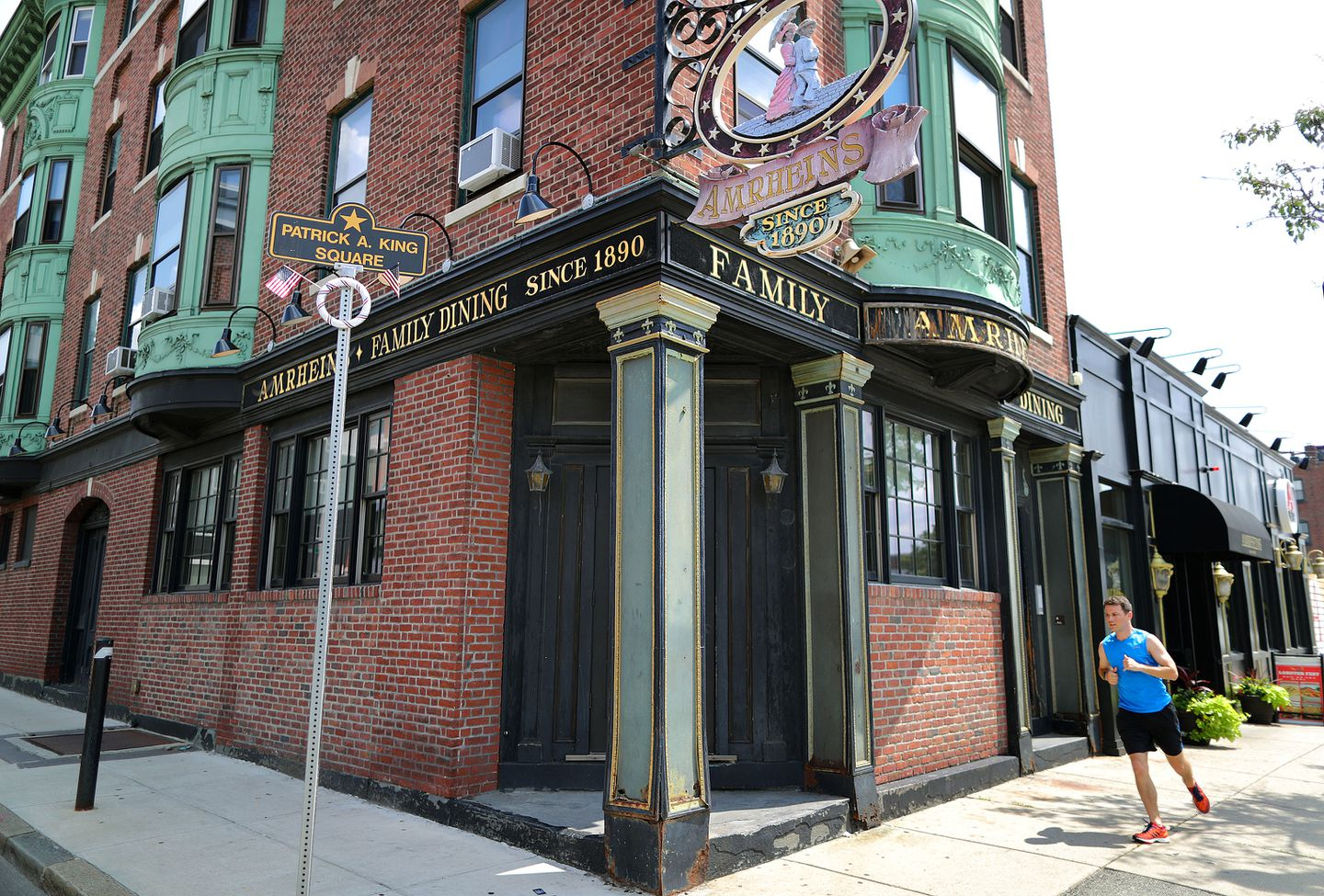 Amrheins In Southie Up For Sale Could Go For 20 Million