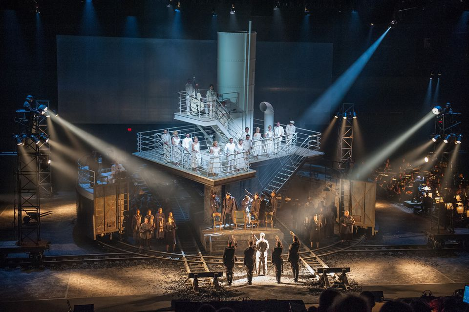 """""""The Passenger,"""" a Holocaust-themed opera by Mieczyslaw Weinberg, received its New York premiere earlier this month at the Park Avenue Armory."""