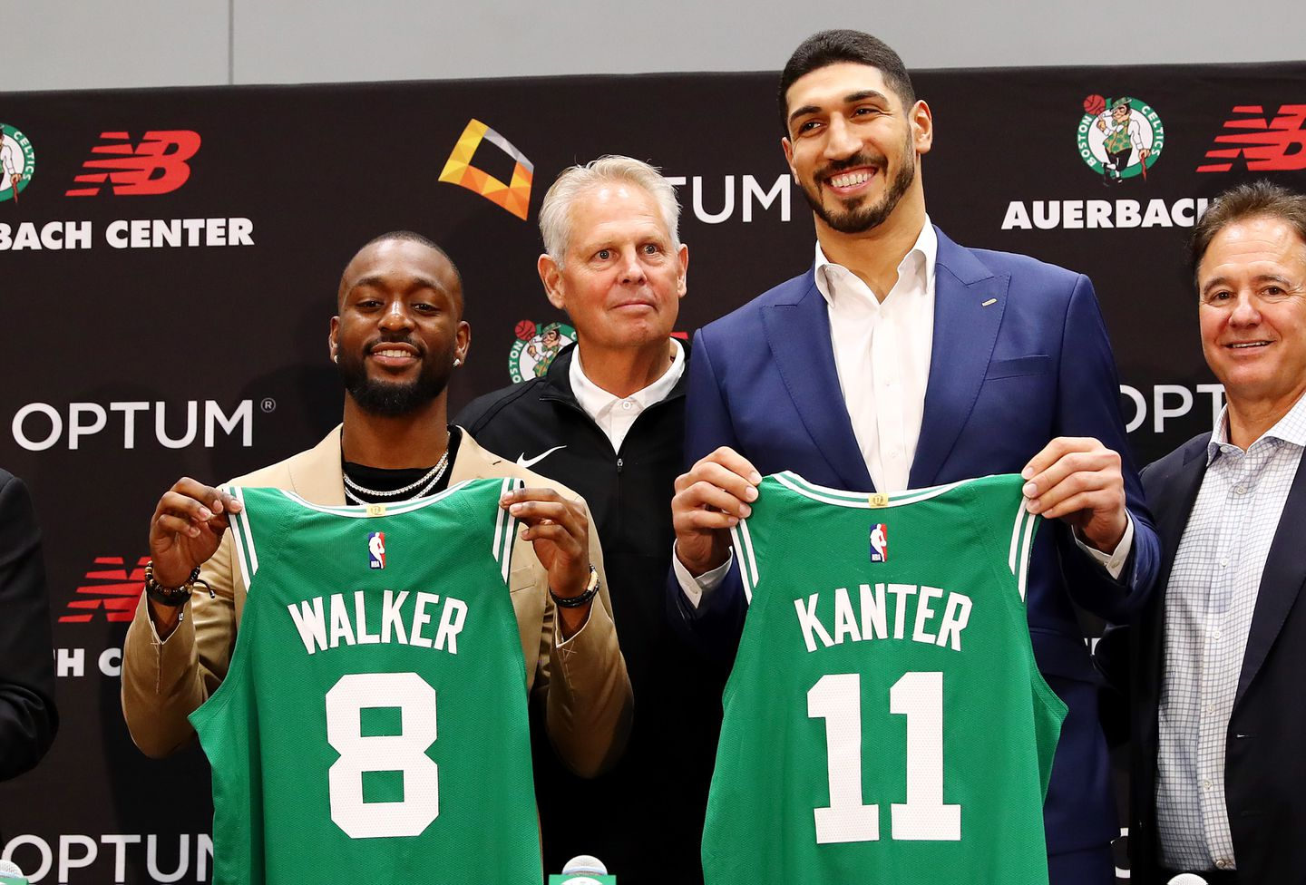 8 quick takeaways from the Kemba Walker and Enes Kanter ...