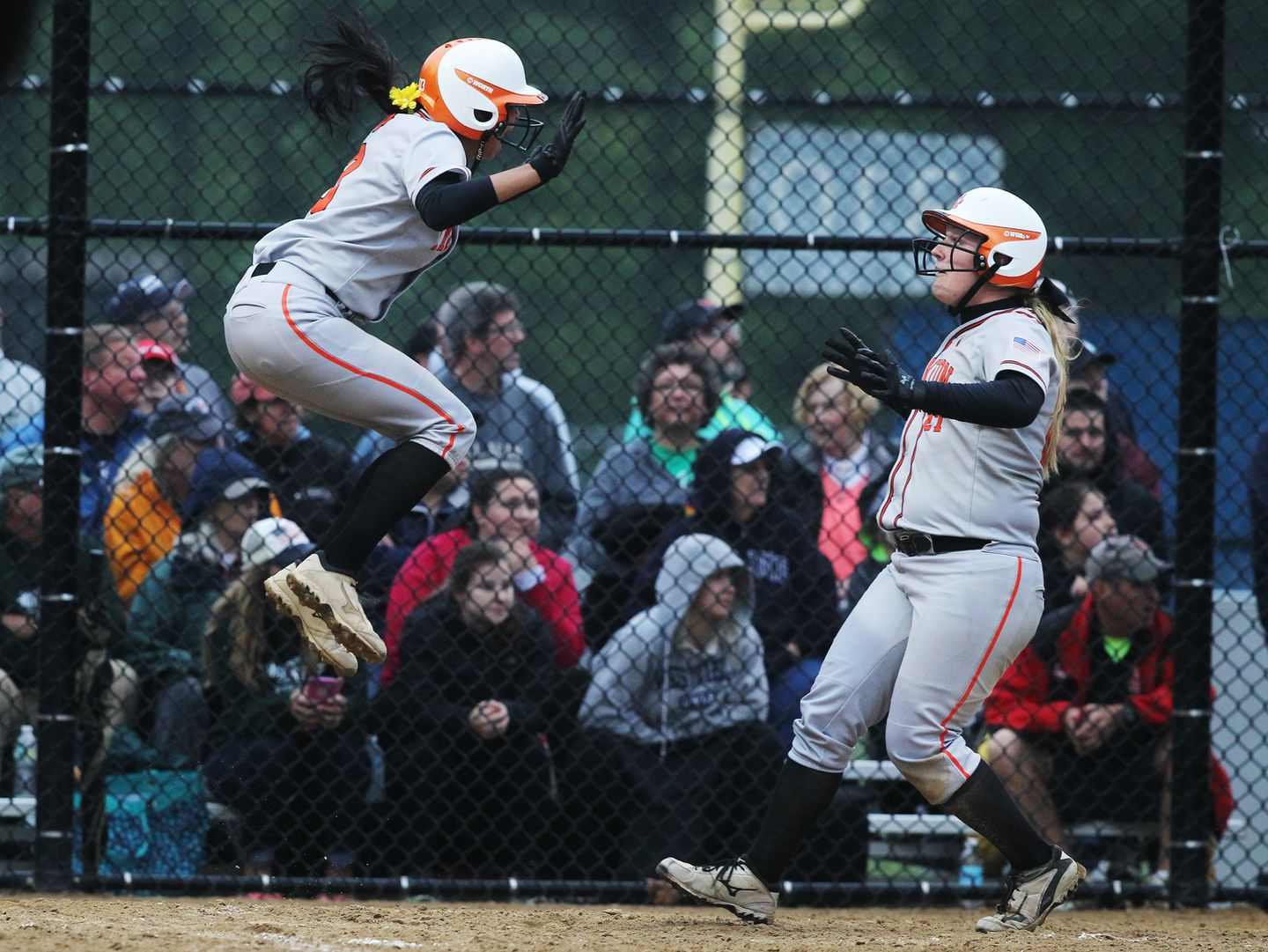 Taunton Softball Wins D1 Title With A Grand Finale The