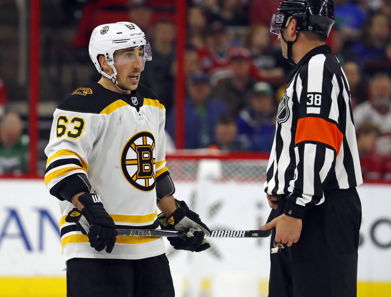 Brad Marchand Boston Bruins Winter Classic Player Jersey