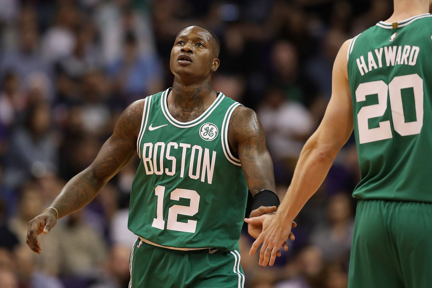 ee96d09786db No Kyrie Irving means good run for Terry Rozier - The Boston Globe