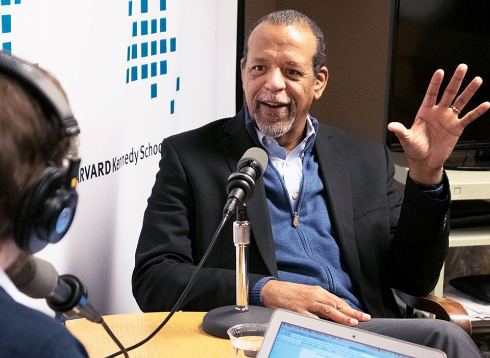 Ronald Ferguson, the faculty chair of Harvard's Achievement Gap Initiative, discussed education policy with the Harvard Kennedy School PolicyCast.