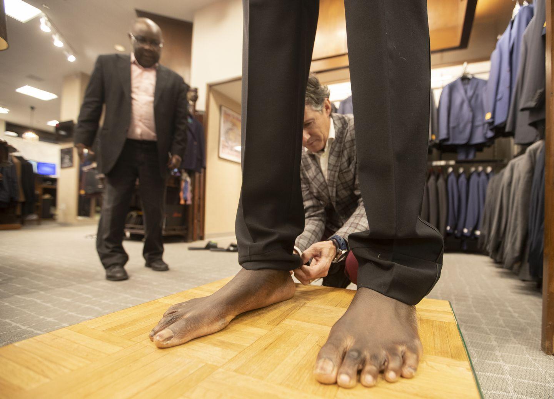 7 Inch Foot Size Guardianpro Com
