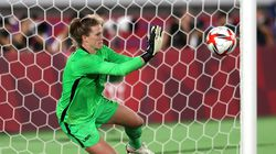 US goalkeeper Alyssa Naeher saved a penalty kick late in the second half, and then two more in the shootout against the Netherlands.