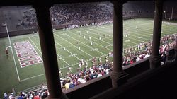The Harvard football team was dealt its first loss of the season Saturday, but under dubious circumstances.