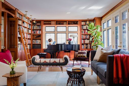 Rehabbing An Arts And Crafts Style Stunner In Harvard