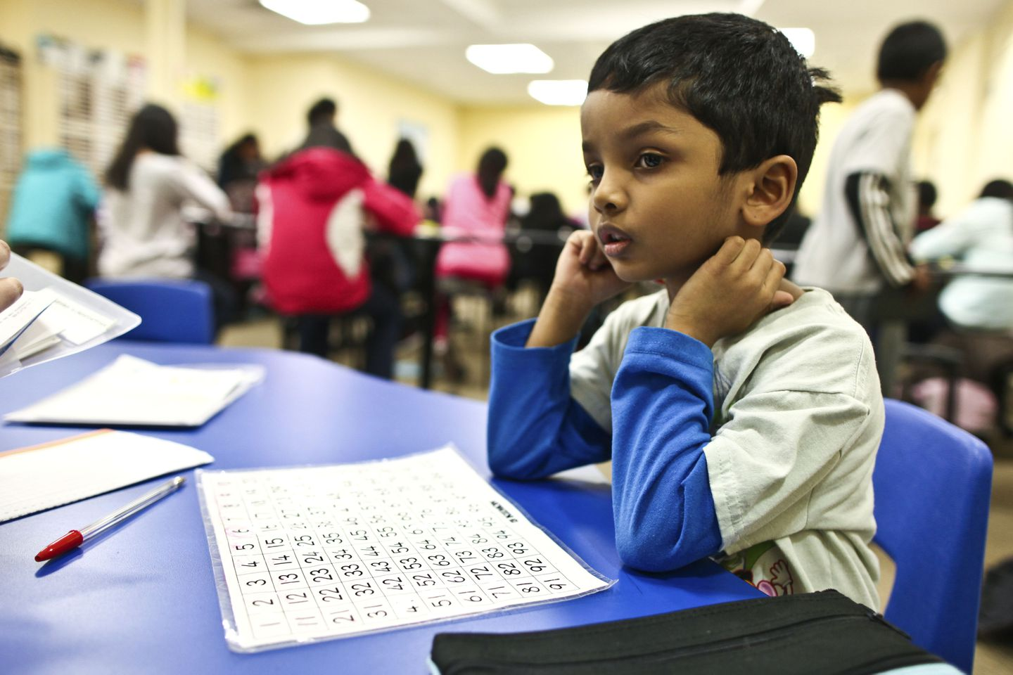Are after-school math centers really worth the money? - The