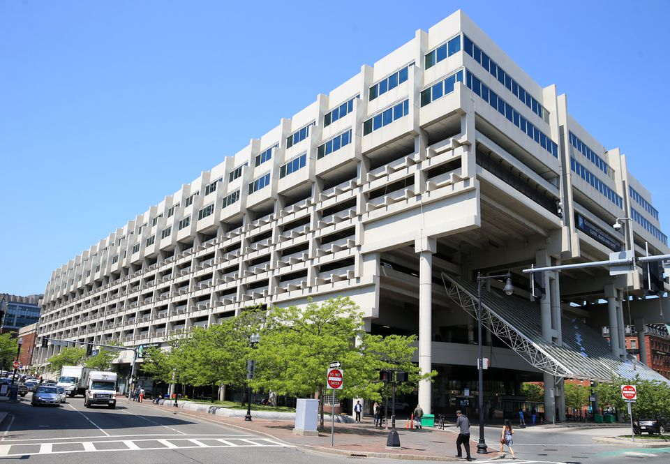 When the project is completed, the Government Center Garage will essentially be wrapped by the lower floors of an office tower and two apartment buildings.