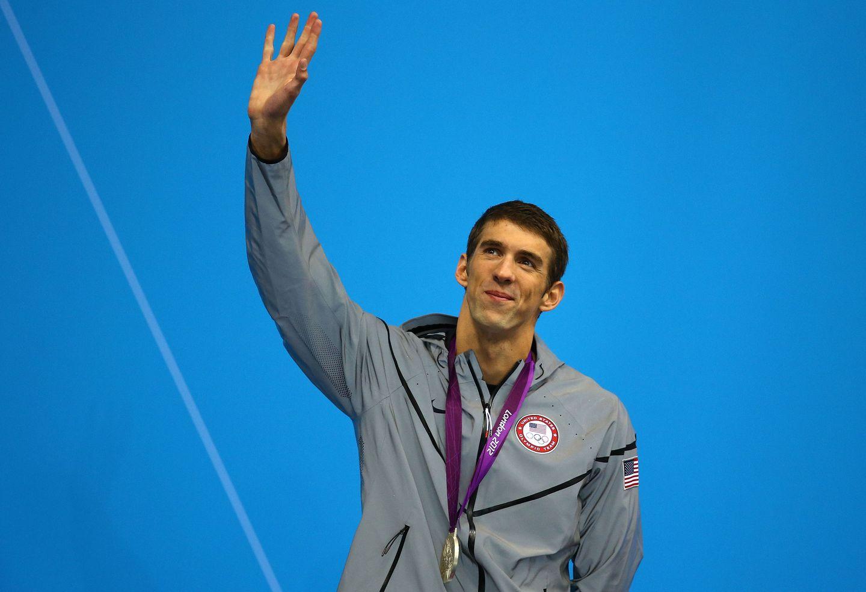 Michael Phelps Makes Olympic History The Boston Globe