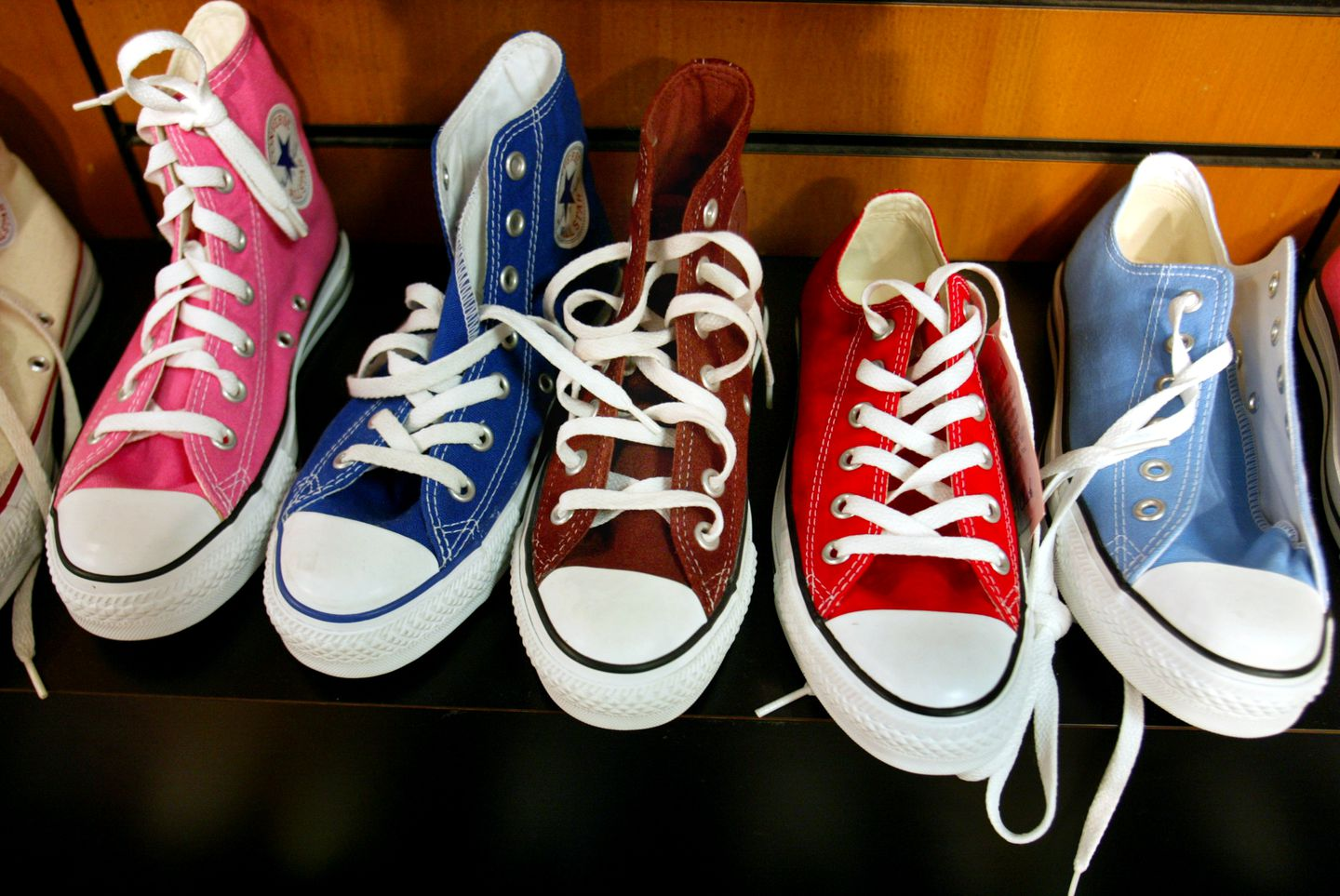 Converse's new Chuck Taylors get a comfort boost The